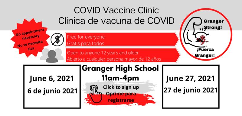 COVID Vaccine date