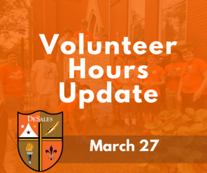 Volunteer Update