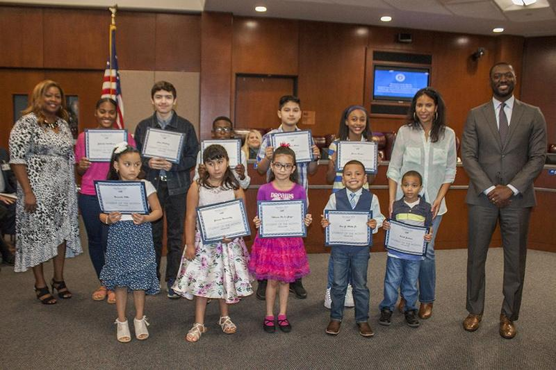 Students Of The Month Featured Photo