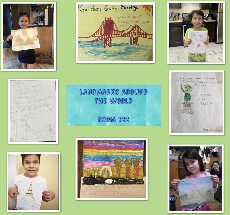 Ms. Sanagro's KD Around the World