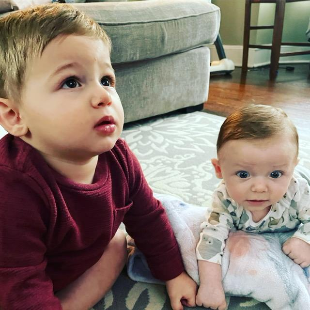 Jack and Theo!