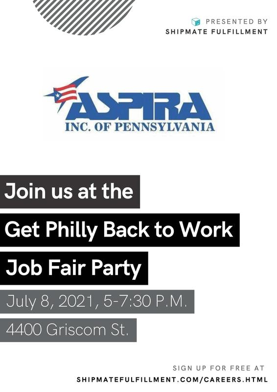 Join us at the Get Philly Back to Work Job Fair Party Featured Photo