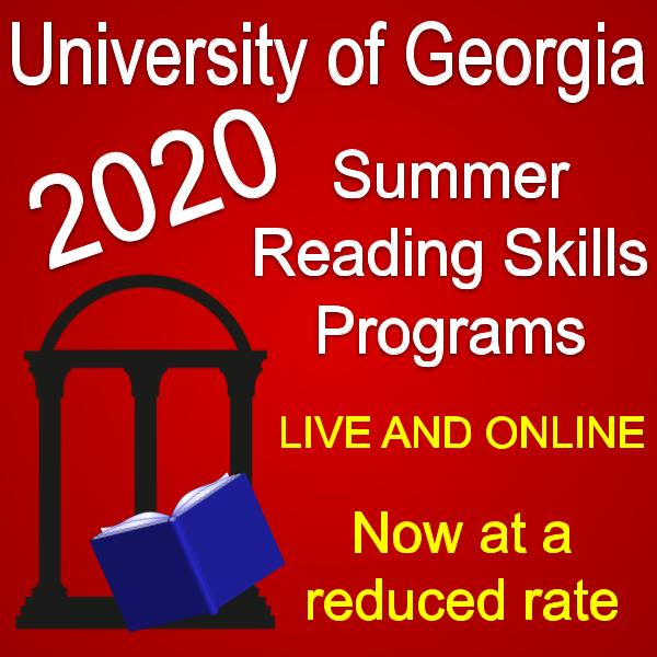 UGA Summer Reading Programs Featured Photo