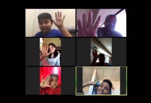 Mr. Fontanilla's High five day
