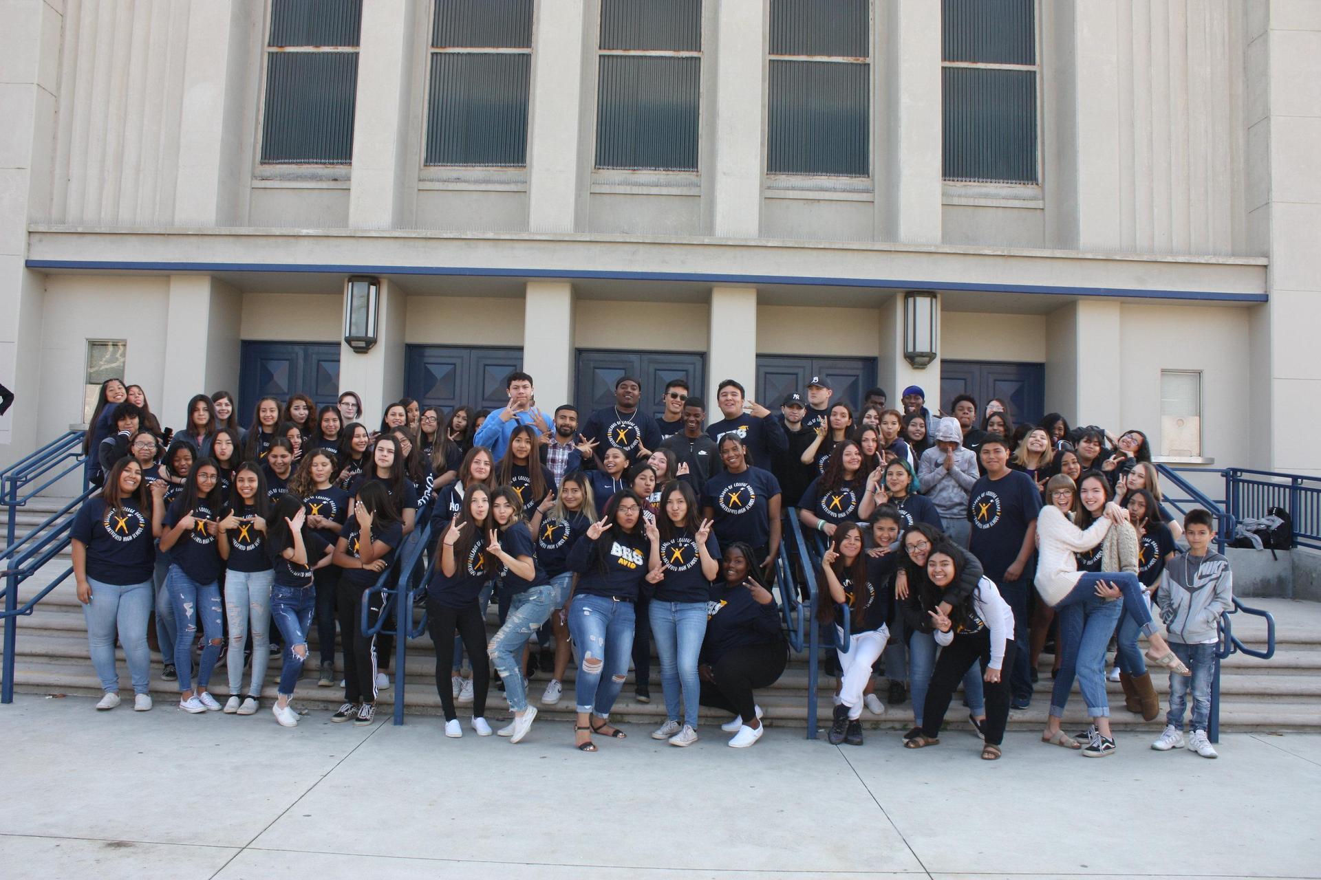 2019-2020 AVID Students