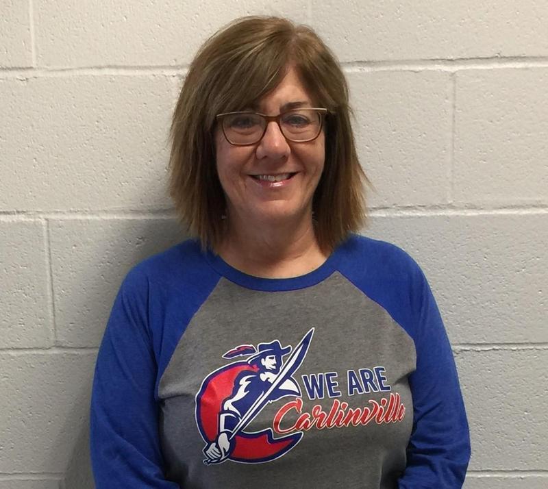 2018 Teacher of the year Monica Sottoriva