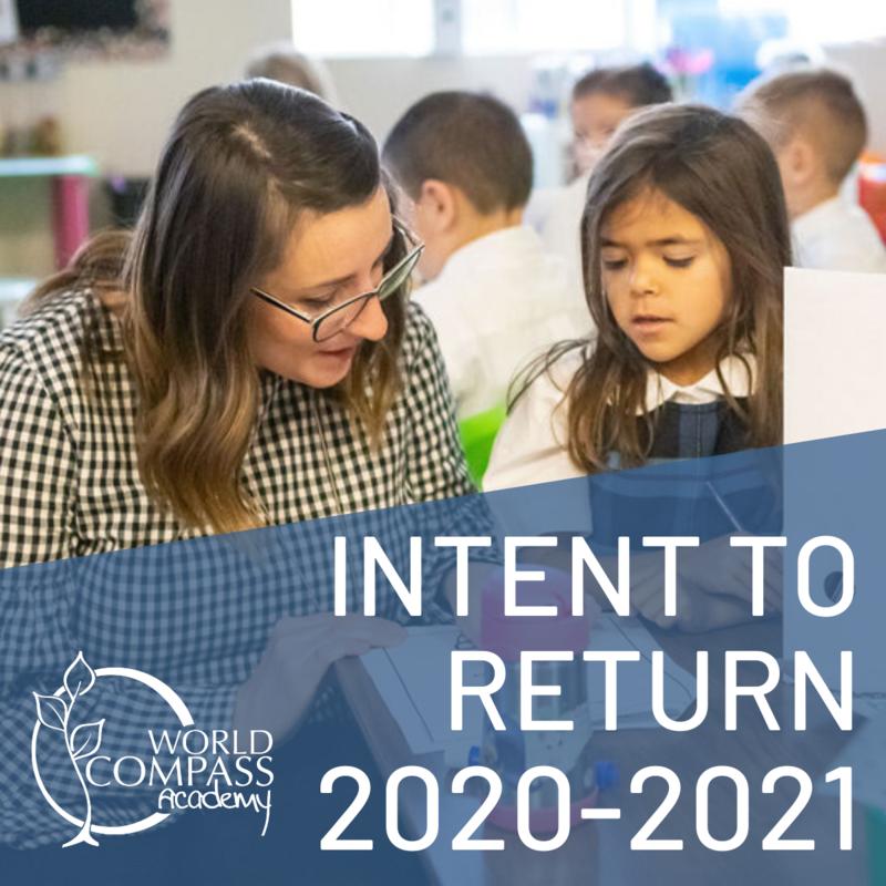 Intent to Return