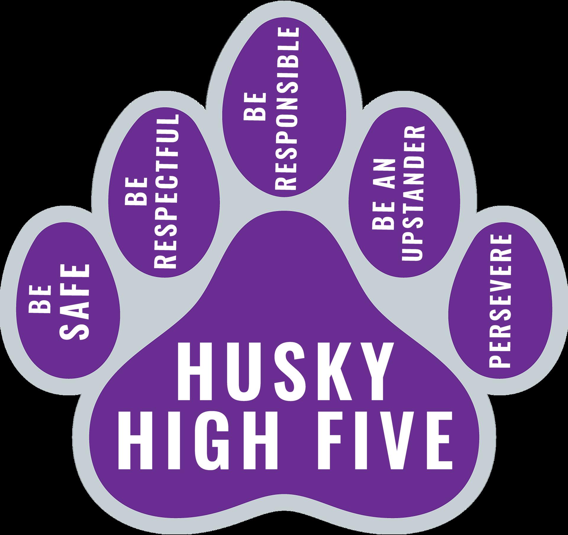 Horace Mann Husky High 5 (PBIS)