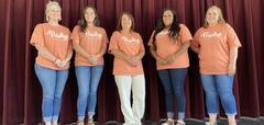 First Grade - Mrs. Schuerg, Mrs. Christensen, Mrs. Bowen, Ms. McCollum, Mrs. Stevens
