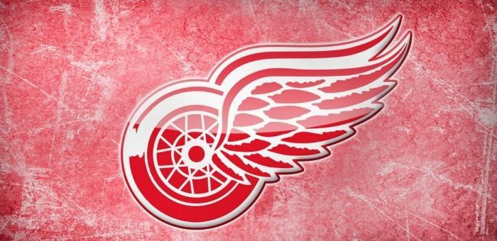 Picture of the Red Wings logo
