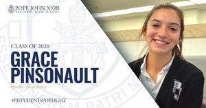 Grace Pinsonault PJ Student Spotlight