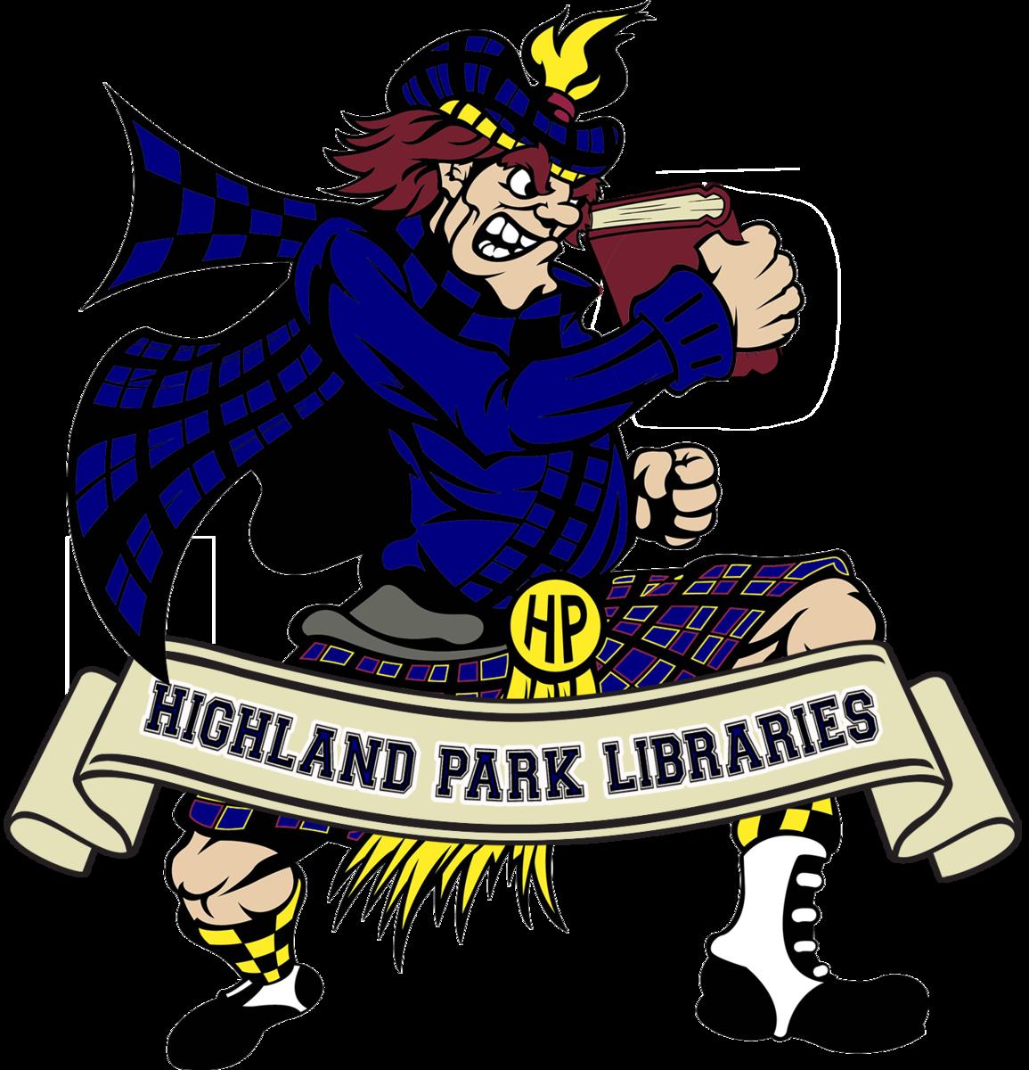 Highland Park ISD Libraries Mascot