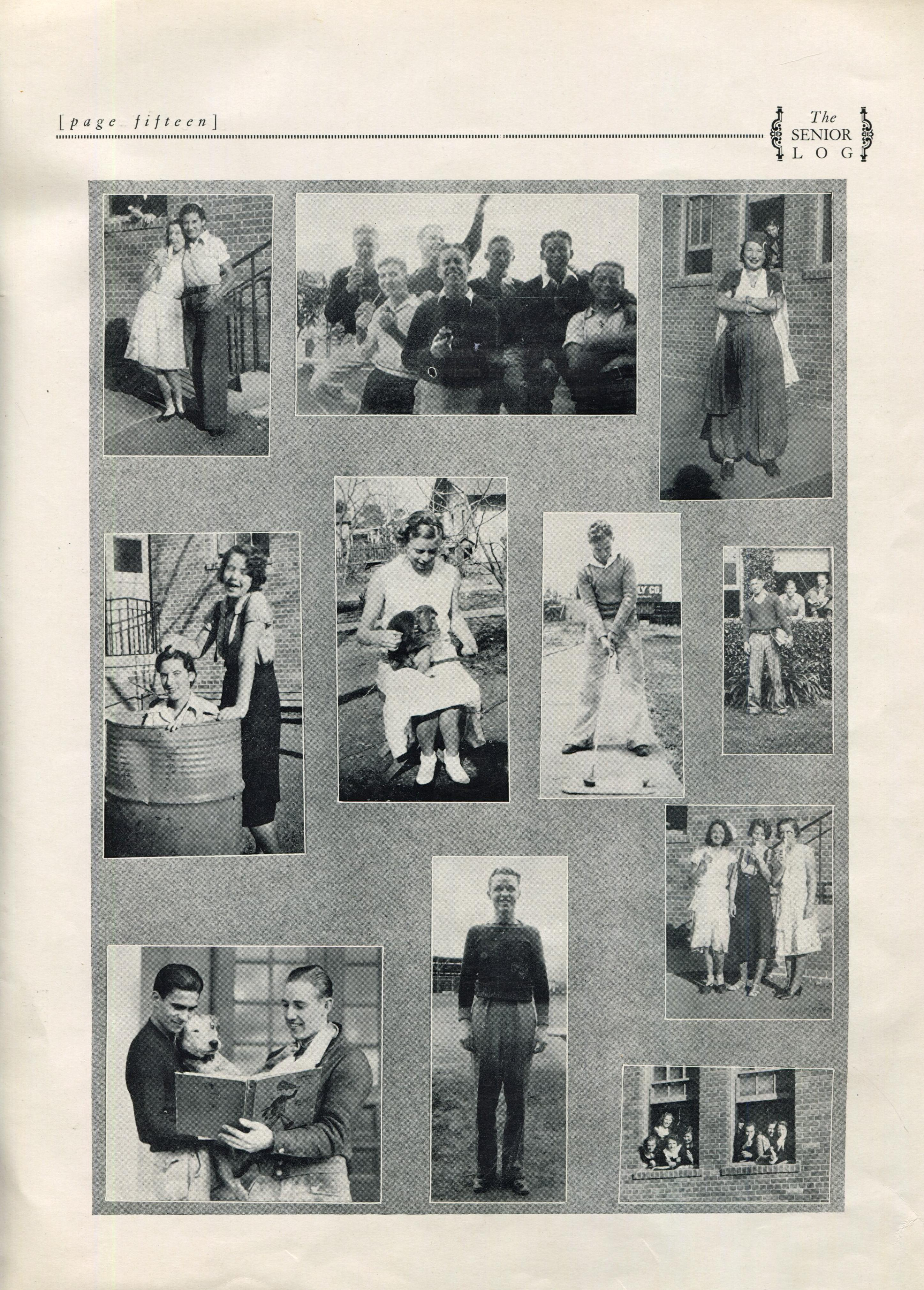 A page from 1933