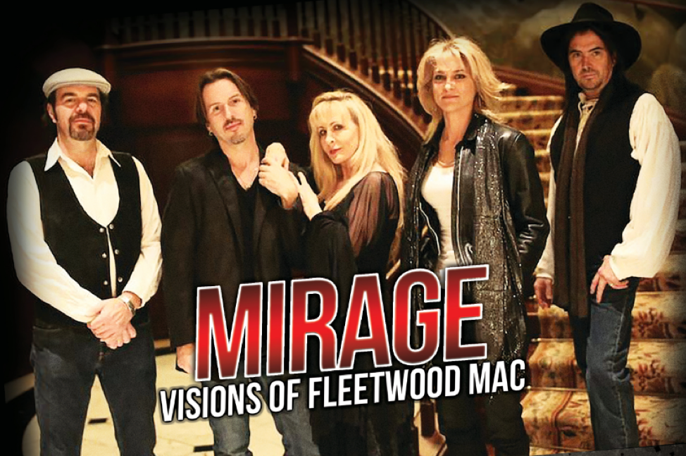 Mirage-Tribute to the music of Fleetwood Mac