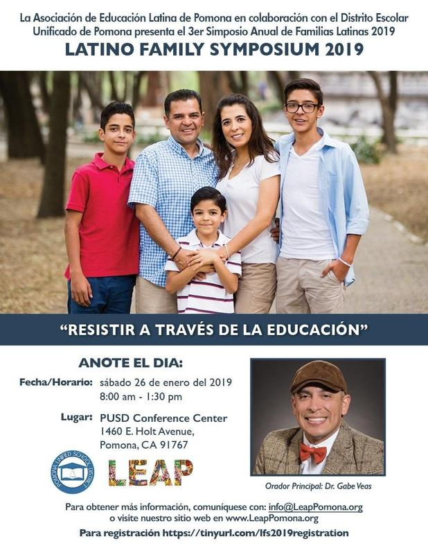 Family Symposium Spanish