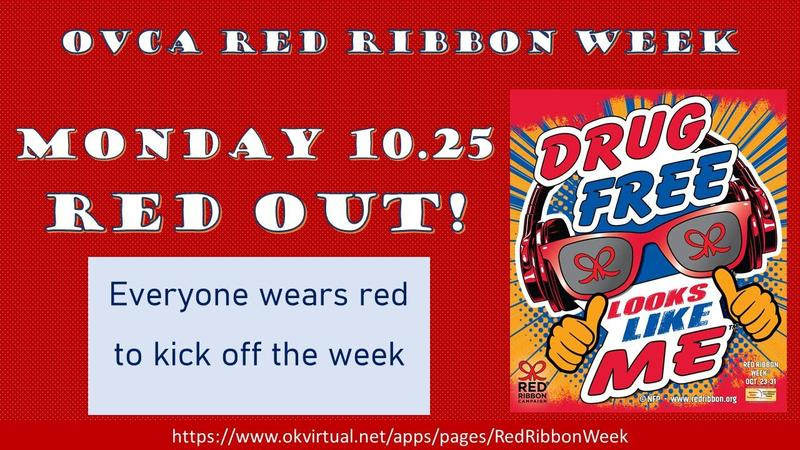 Red Ribbon Week: Monday Featured Photo
