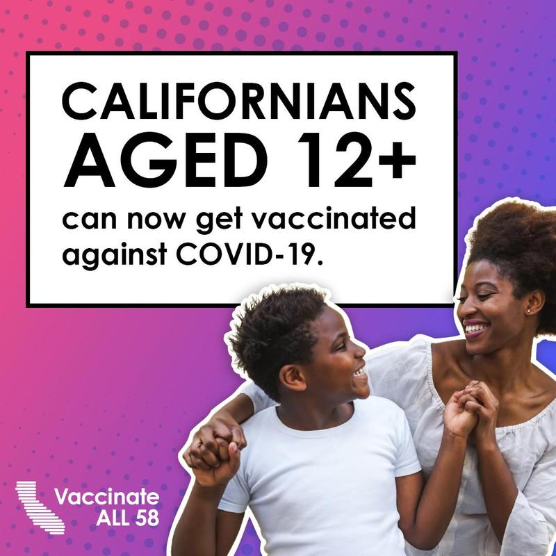 Get your vaccination and let's get back to better! ¡Vacúnese y volvamos a mejorar! dailypass.lausd.net Thumbnail Image