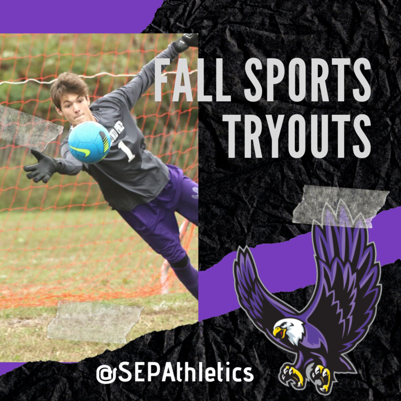 Fall Sports Try-Outs Featured Photo