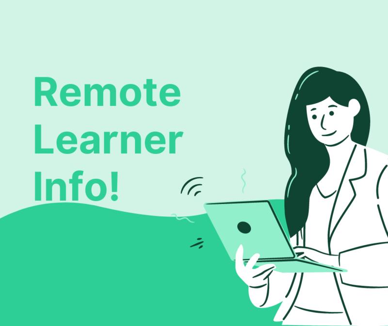 Remote Learner Info