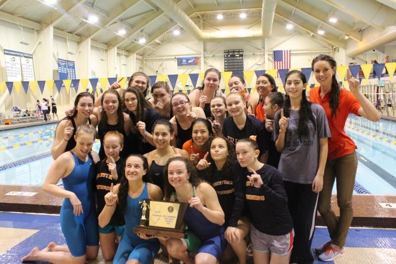 Mighty Monarch Swim Team