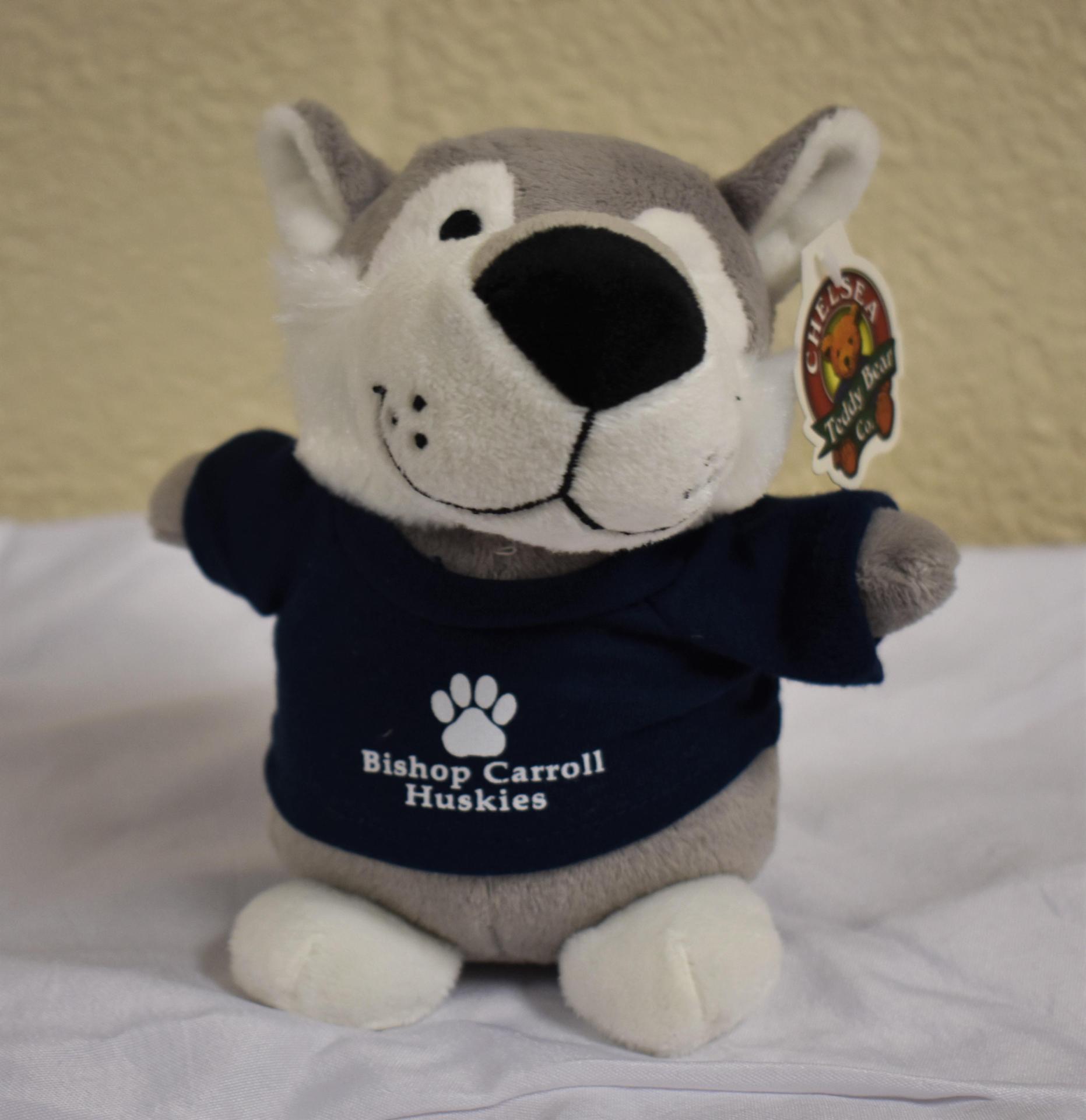 Stuffed Husky