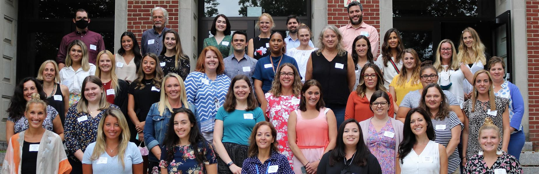 Forty-two new educators participated in a two-day orientation on Aug. 30-31 as part of the New Staff Institute (NSI), a two-year program designed to support first-time educators and those who are new to the district.