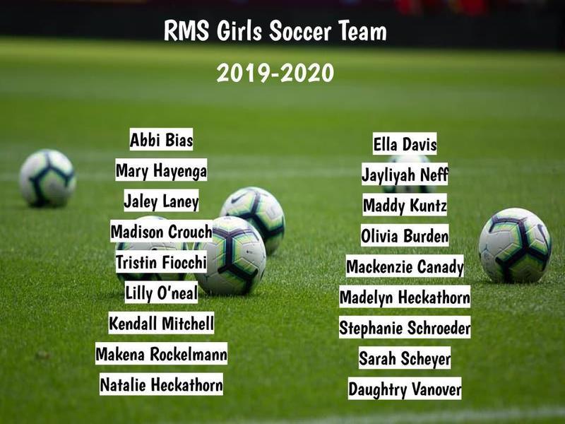2019-2020 Girls Soccer Team Featured Photo