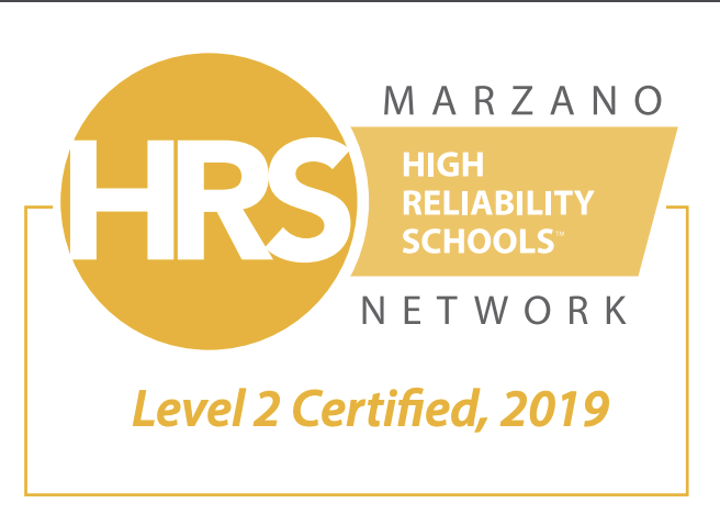 We are official a Level 2 High Reliability School! Featured Photo