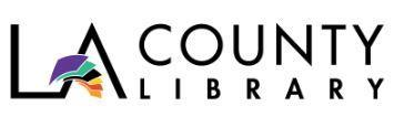 La county library image