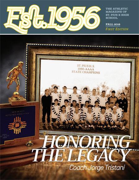 Est. 1956 Fall 2018 Cover