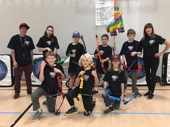 Enrichment Group Archery After School Enrichment