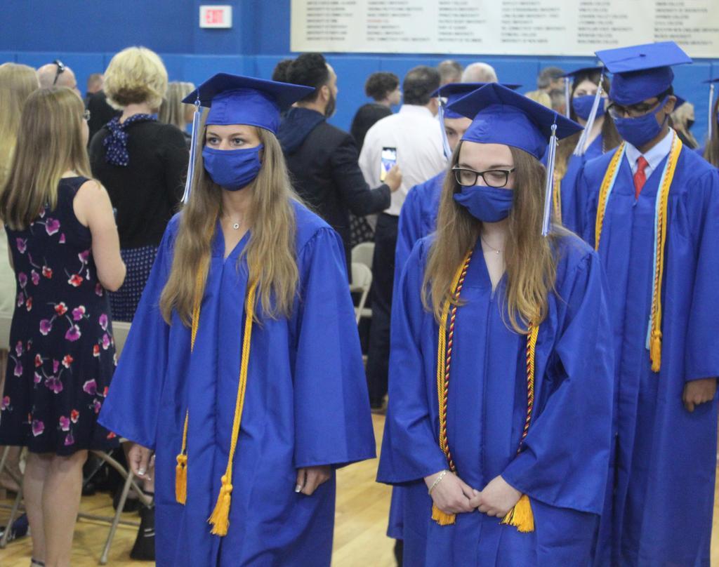 Class of 2021 Graduation
