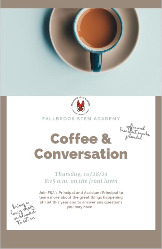Coffee and Conversation/ Café y conversación Featured Photo