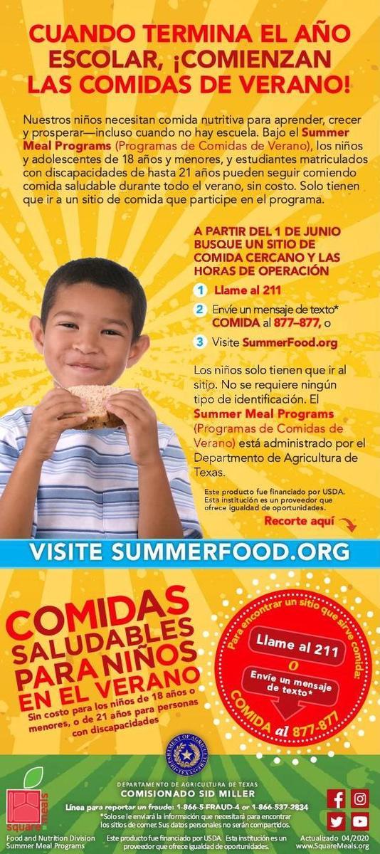 Summer Meals Program_SP