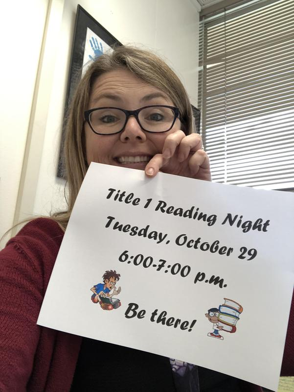 Bay Elementary Title 1 Reading Night! Featured Photo