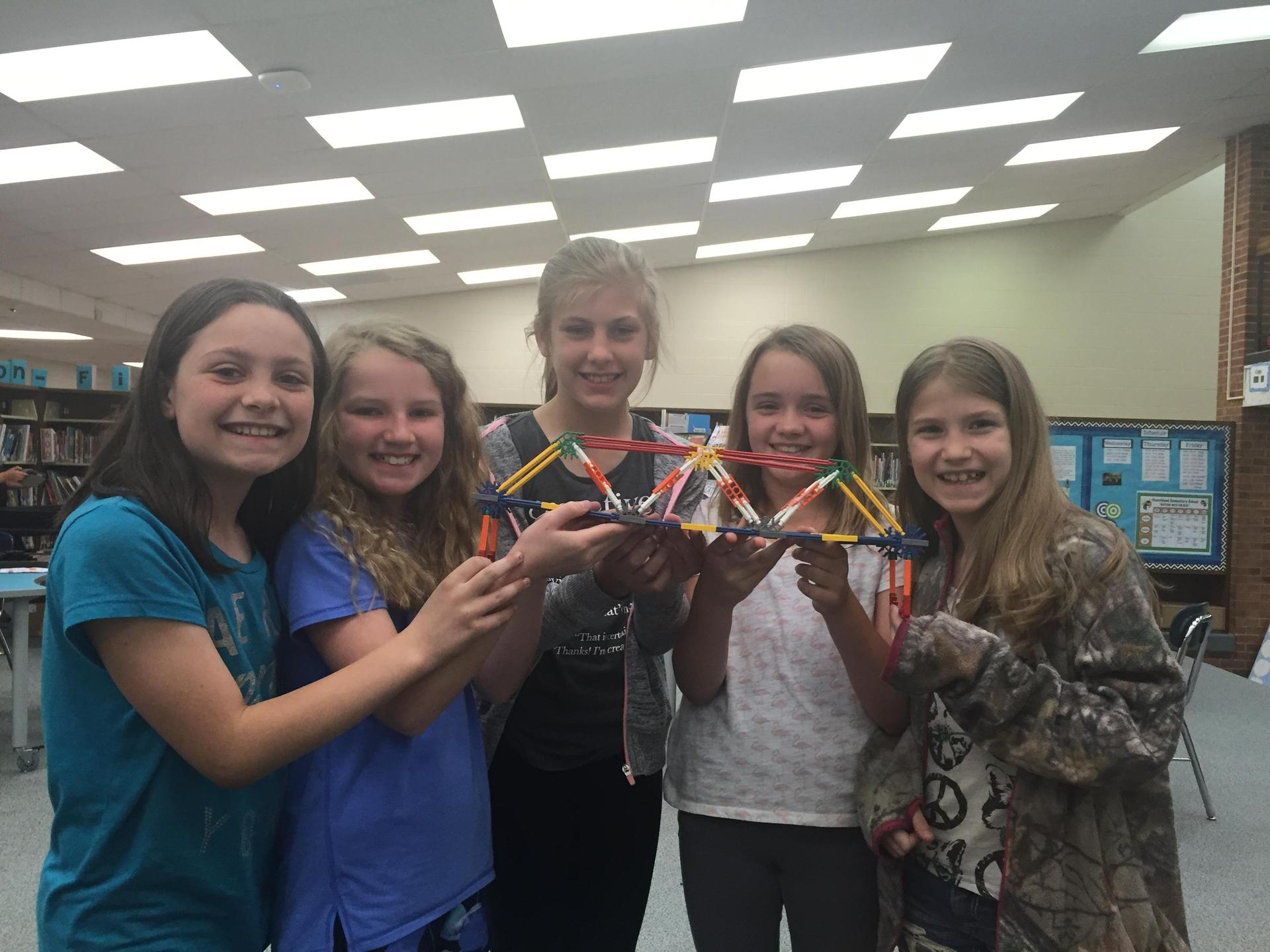 Engineering and Building with Knex, Legos & STEM activities