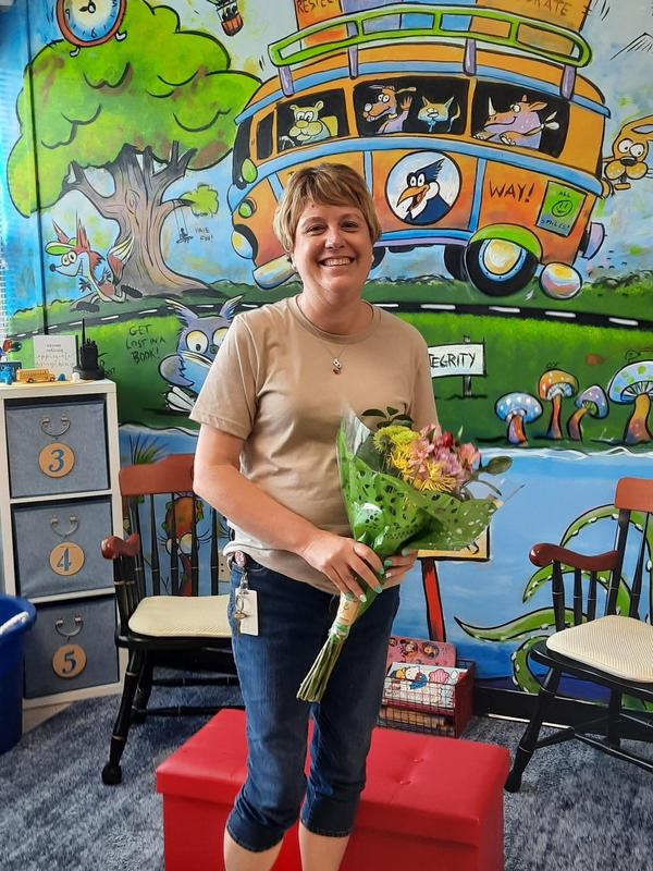Introducing our Education Support Person of the Year for 2022 --- Lisa Bailey! Featured Photo