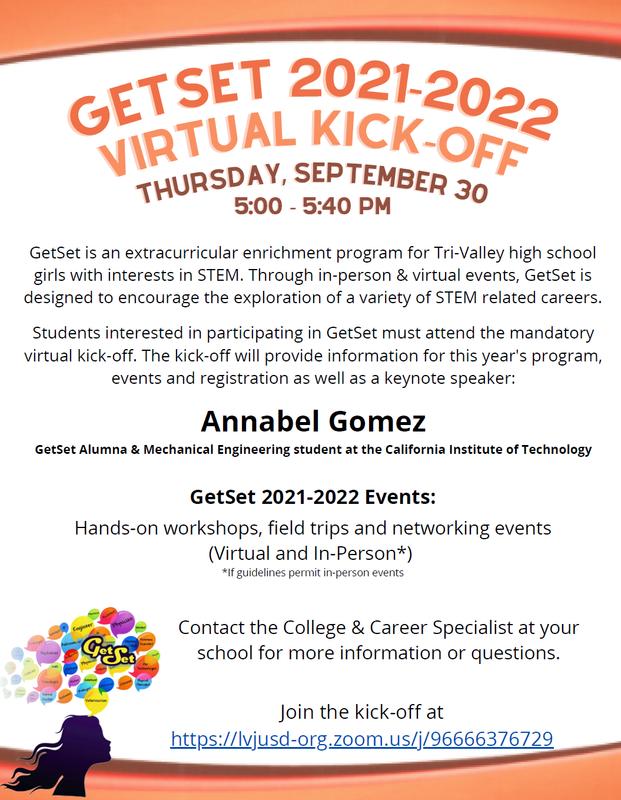 Get-Set 2021-2022 Virtual Kick Off Featured Photo