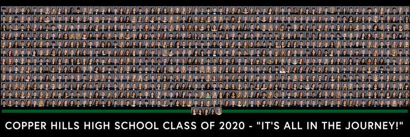 Senior Panoramic Picture 2020