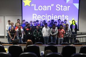 TSA students at Leadership Conference