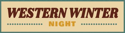 Western Night - February 29, 2020