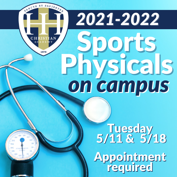 Sports Physicals Offered On-Campus | Appointment Required Featured Photo