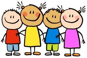 little children clipart