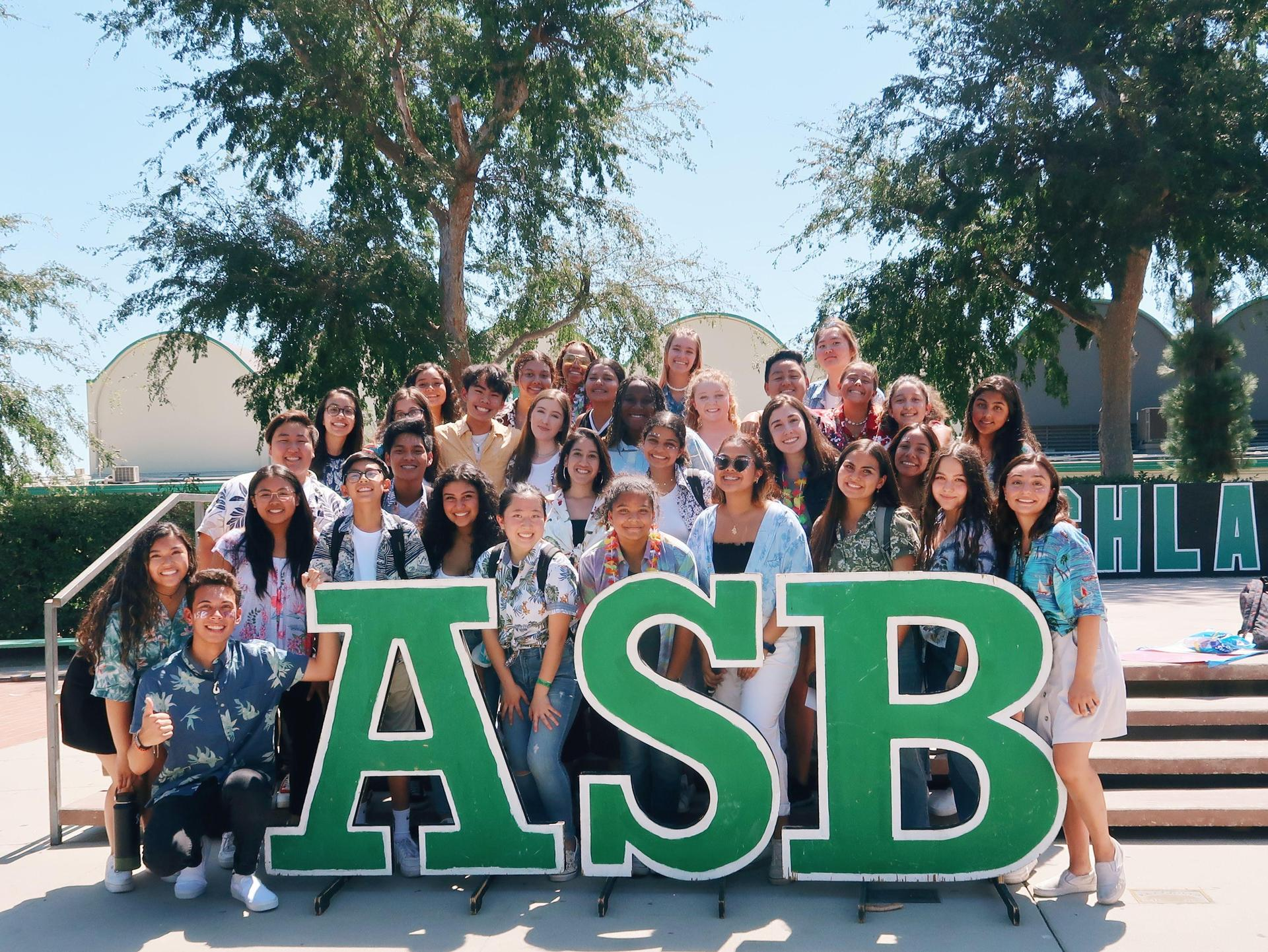 Associated Student Body (ASB) 2019-2020