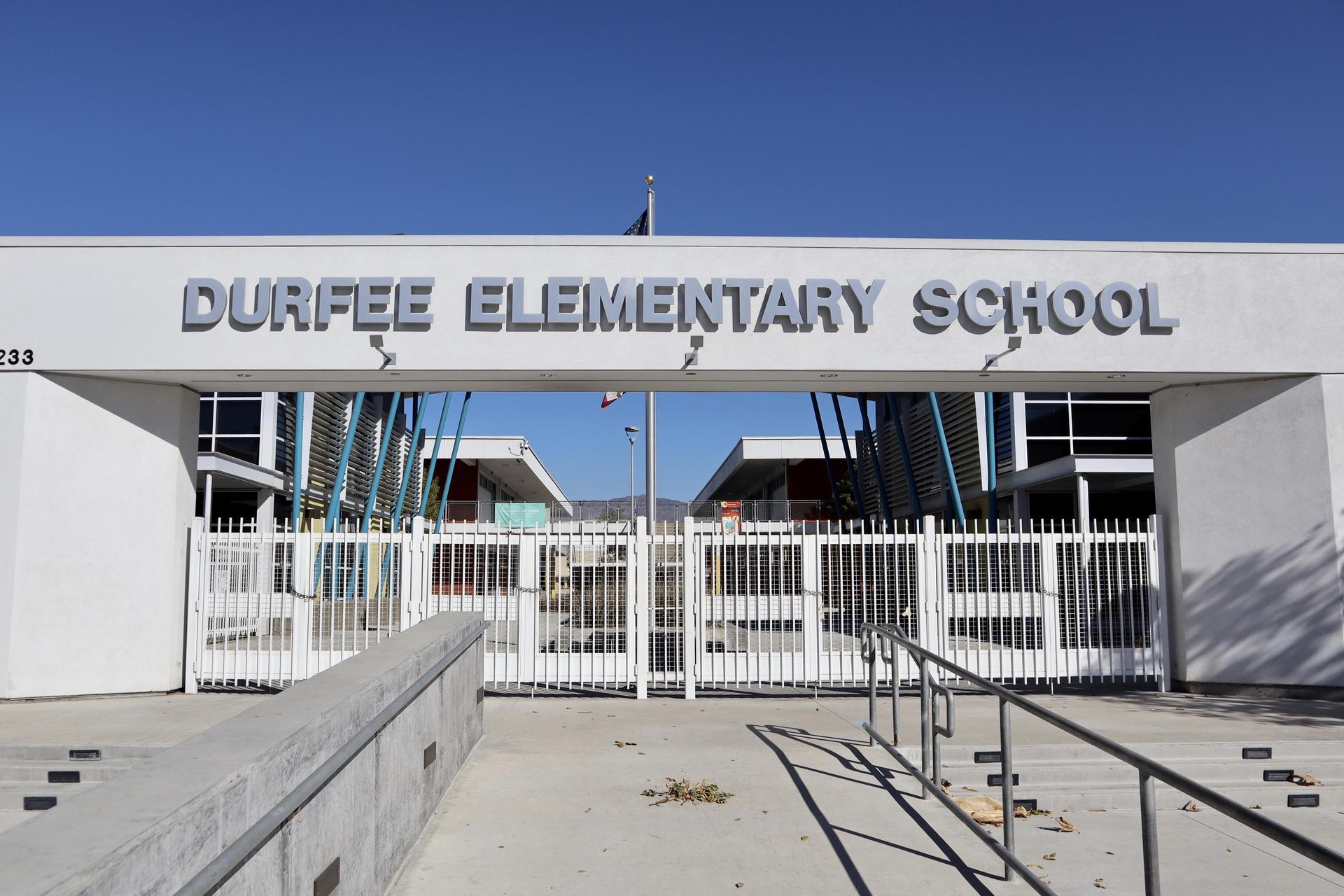 Photo of Durfee campus