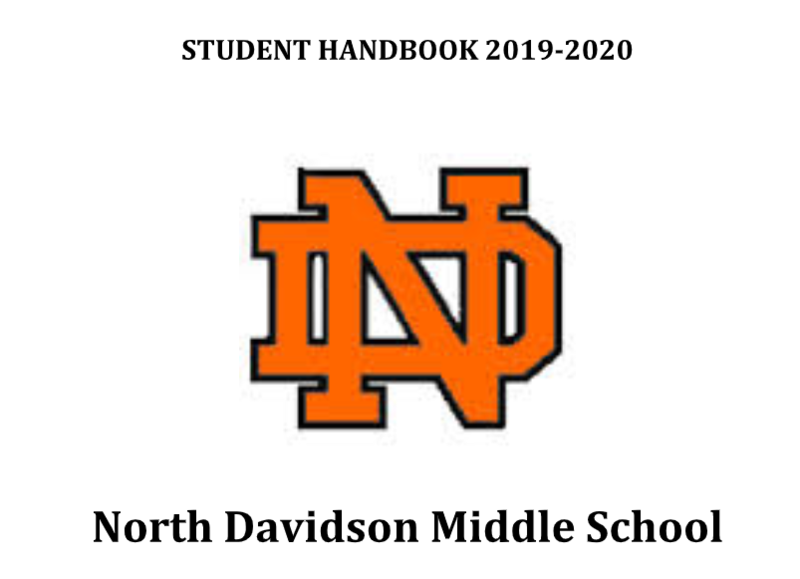2019-2020 NDMS Student Handbook