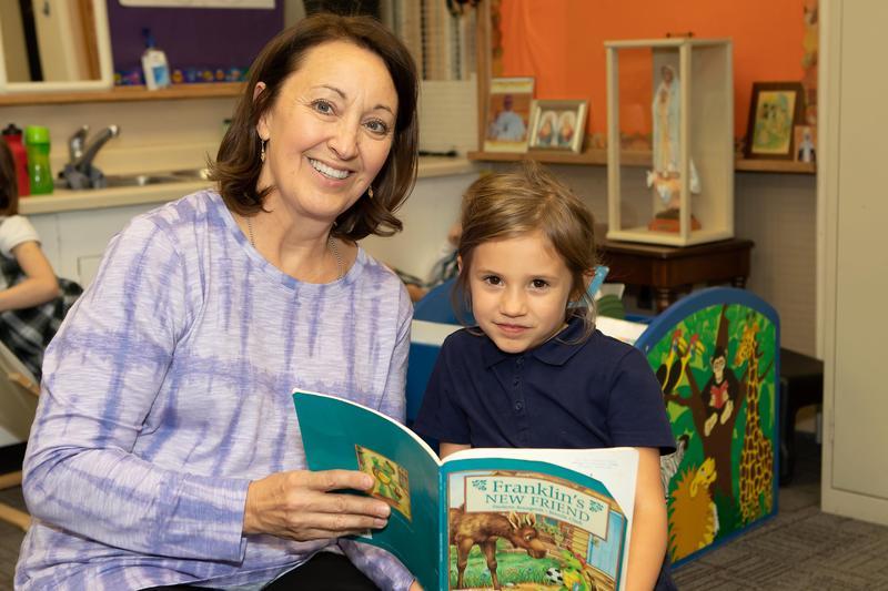 Kindergarten Buddy Day!  Thursday, December 5 Featured Photo
