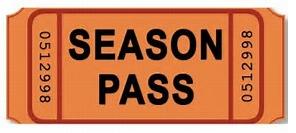 Family & Season Passes 2021-22