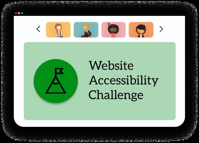 Website Accessibility Challenge webinar video