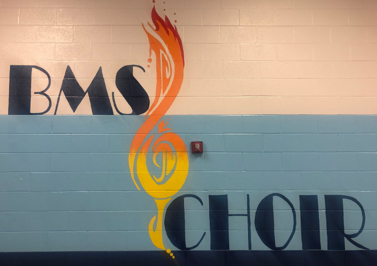 BMS Flames Choir